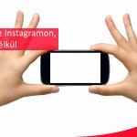 Instagram kameramód