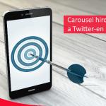 Carousel hirdetések a Twitter-en