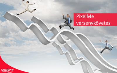 PixelMe figyelés a Facebook-on