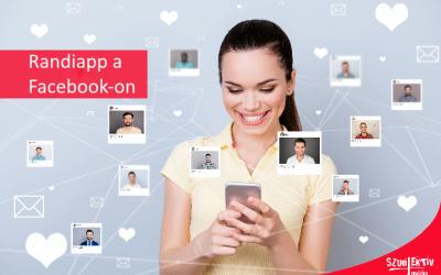 A Facebook is randizgat