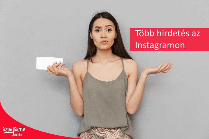 Instagram több hirdetéssel?