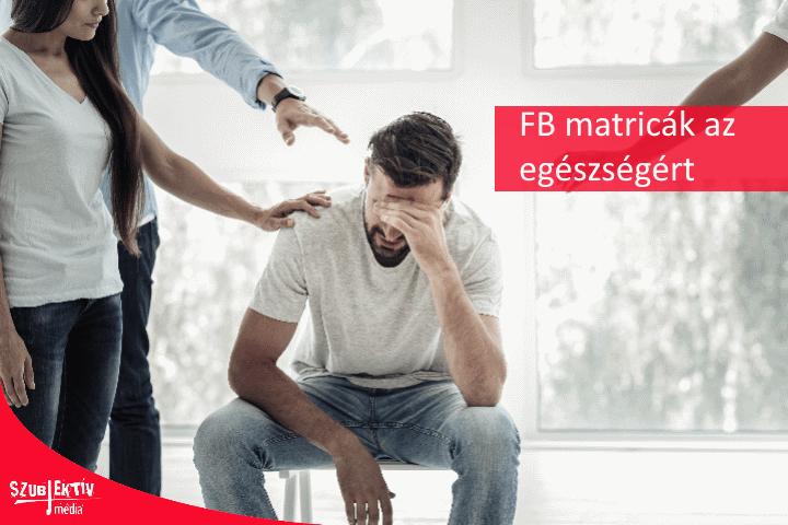 Facebook az egészségért
