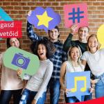 Mozgatás a közösségi médián