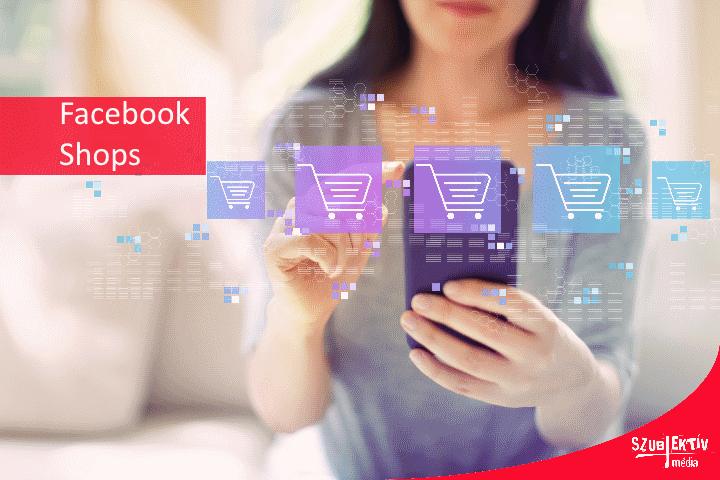 Shop a Facebook-on