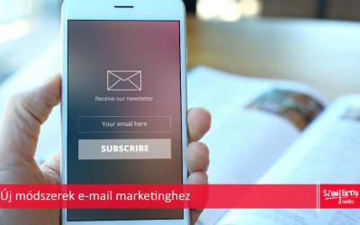 Tippek e-mail marketinghez