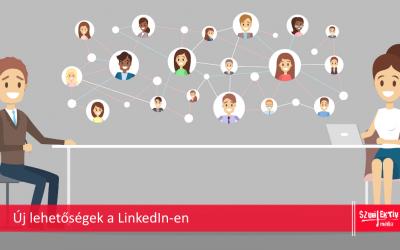 Üzleti profil minden extrával