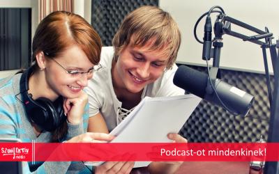 Hozd ki a legtöbbet a podcast-okból!