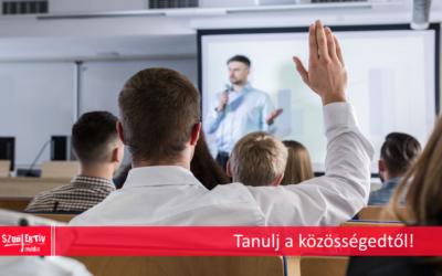 Hogyan tanulhatsz a közönségedtől?
