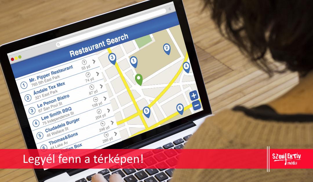 Használd ki a Google Maps-et!