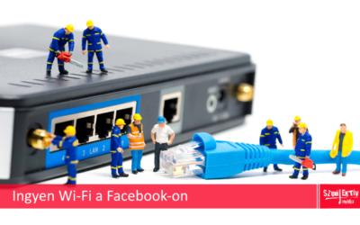 Csábíts el új érdeklődőket ingyen Wi-Fi-vel