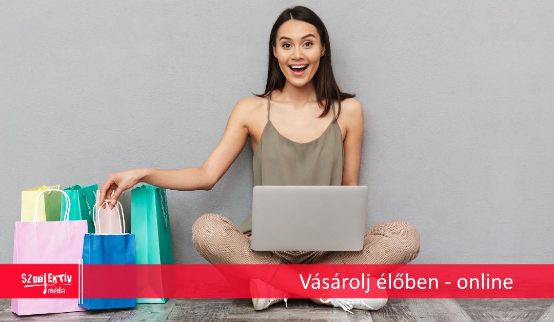 Vásárolj a Facebook-on élőben