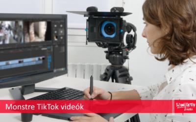 Hosszabb videók a TikTok-on