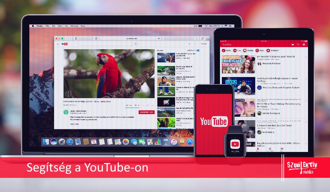 YouTube hasznosságok
