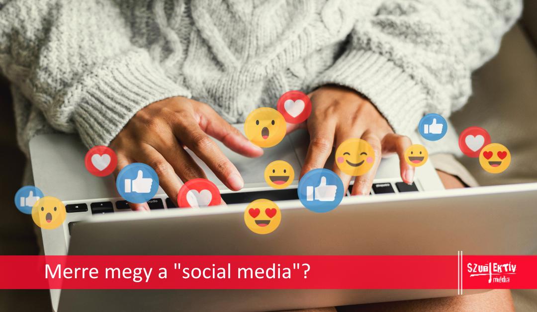 Közösségi média trendek