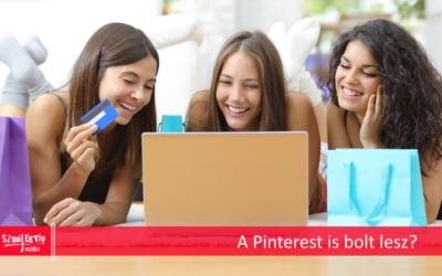Vásárlás Pinterest-en